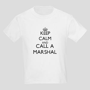 Keep calm and call a Marshal T-Shirt