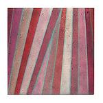 TERRAZZO-RED Tile Coaster