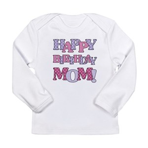 Happy Birthday Mom Baby T Shirts