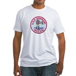 USS DOMINANT Fitted T-Shirt