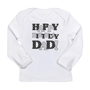 Happy Birthday Daddy Baby T Shirts