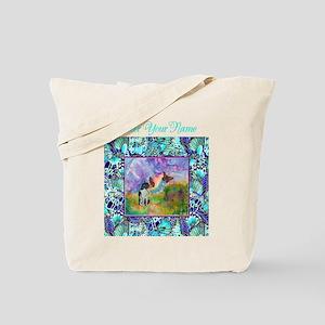 Cat Monarchs Square Tote Bag