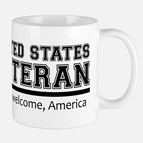United States Veteran DD214 Mugs