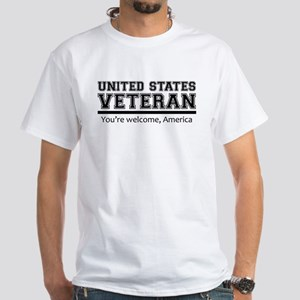 United States Veteran DD214 T-Shirt