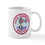 USS DOMINANT Mug