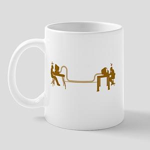 Digital Love Mug