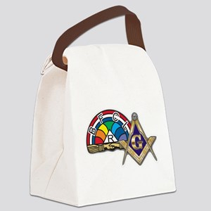 Masons supporting IORG Canvas Lunch Bag