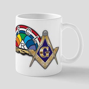 Masons supporting IORG Mugs
