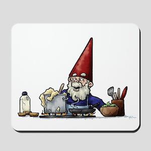 Chef Boy O' Boy Gnome Mousepad