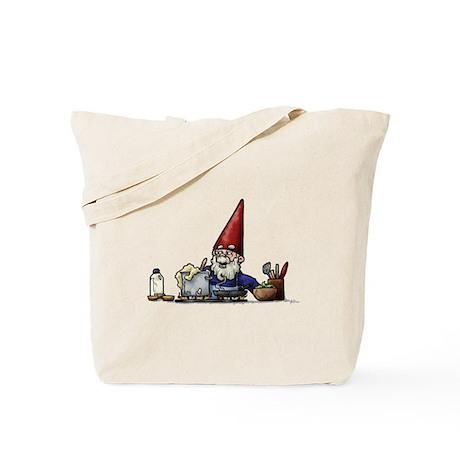 Chef Boy O' Boy Gnome Tote Bag