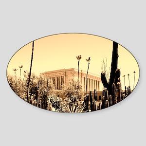 LDS Mesa Temple Sticker