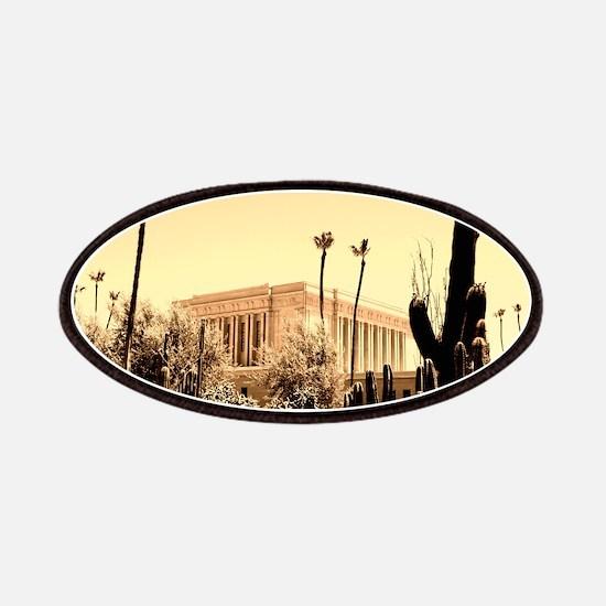 LDS Mesa Temple Patches