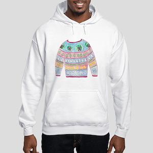 Sweater Hooded Sweatshirt