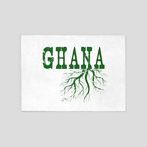 Ghana Roots 5'x7'Area Rug