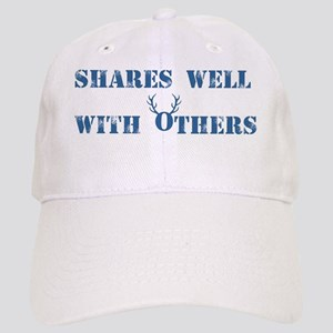 Shares well with others Cap