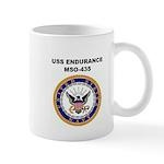USS ENDURANCE Mug