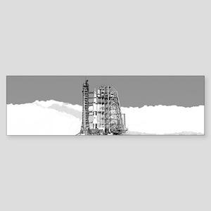 Saturn V Sticker (Bumper)