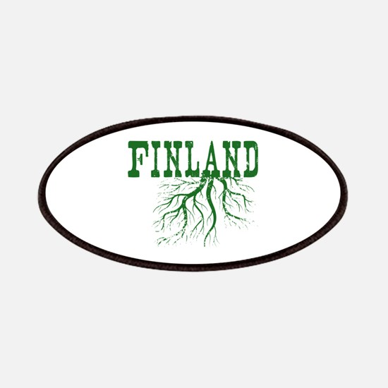 Finland Roots Patches