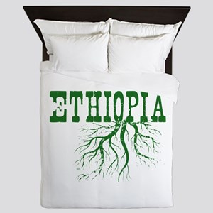 Ethiopia Roots Queen Duvet