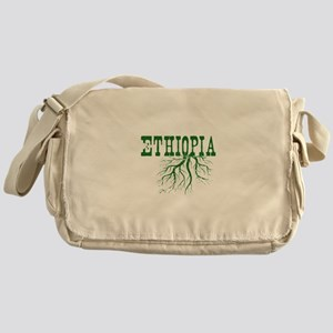 Ethiopia Roots Messenger Bag