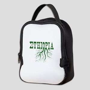 Ethiopia Roots Neoprene Lunch Bag