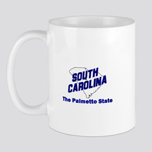 South Carolina . . . The Palm Mug