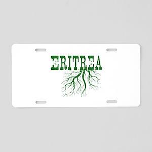 Eritrea Roots Aluminum License Plate