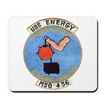 USS ENERGY Mousepad