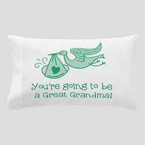 Great Grandma Pillow Case