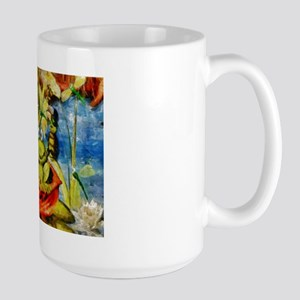 Frog Party Large Mug Mugs