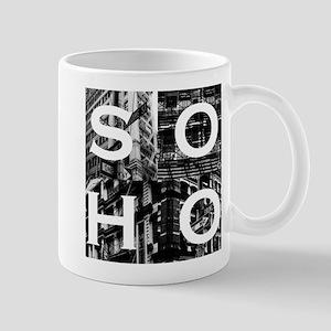 Soho Tee Mugs