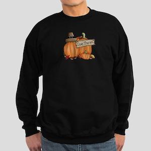 Thanksgiving Sweatshirt (dark)