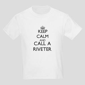 Keep calm and call a Riveter T-Shirt