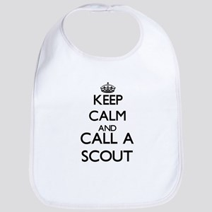 Keep calm and call a Scout Bib