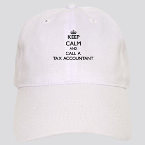 Keep calm and call a Tax Accountant Cap