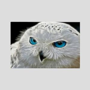 White Owl Magnets