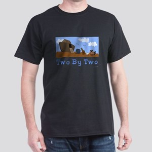 Noah's Ark Two By Two Dark T-Shirt