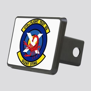 419th Flight Test Squadron Rectangular Hitch Cover