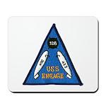 USS ENGAGE Mousepad
