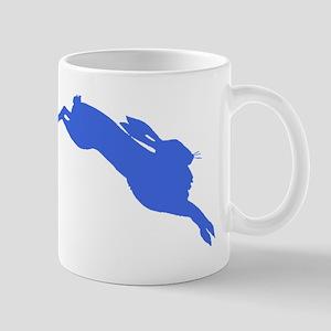 Blue Hare Mugs