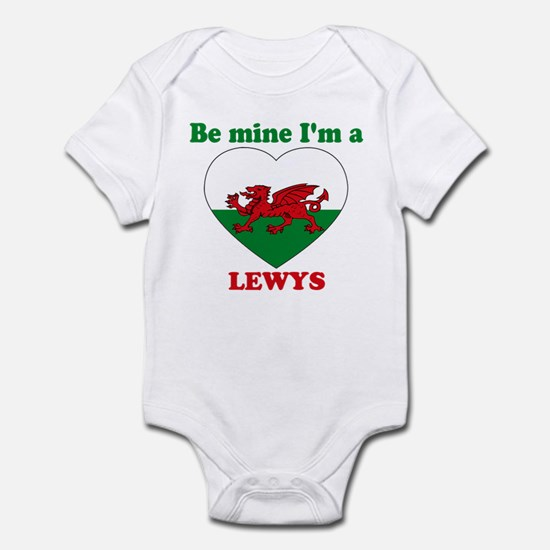 Lewys, Valentine's Day Infant Bodysuit