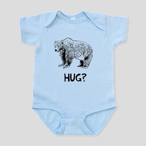 Bear Hug? Infant Bodysuit