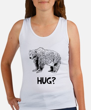 Bear Hug? Women's Tank Top