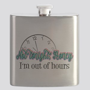Not Tonight, Honey Flask