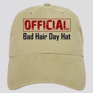 Official Bad Hair Day Cap