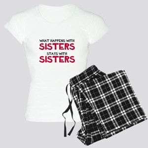 What happens with sisters Women's Light Pajamas