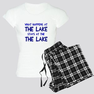 Happens at lake stays Women's Light Pajamas