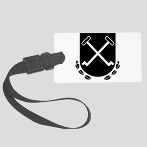 I SS Panzer Corps Large Luggage Tag