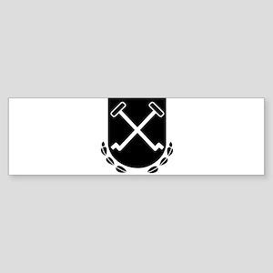 I SS Panzer Corps Bumper Sticker