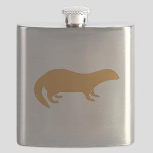 Brown Mongoose Flask